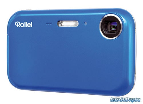 Flexline 100 Digital Camera from Rollei only Marred by Color