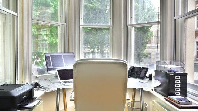 The Bay Window Workspace