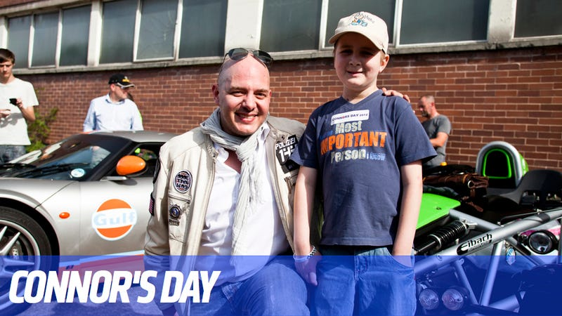 "The Terminally Ill Boy Who Inspired The Giant ""Connor's Day"" Car Show Has Died"