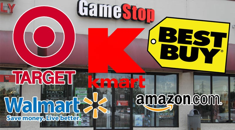 Where Do You Buy Your Video Games?