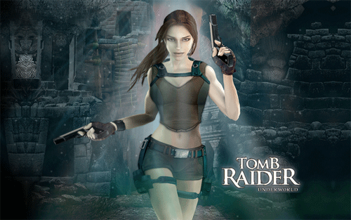 Eidos Reveal Exclusive 360 Tomb Raider: Underworld DLC