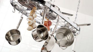 Remove Stains from Stainless Steel Cookware with Cream of Tartar