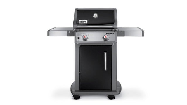 The Weber Spirit E-210 Is the Grill You Want for Memorial Day Weekend