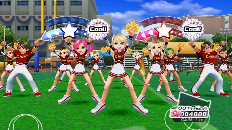 We Cheer 2 Preview: Now with 40% More Male