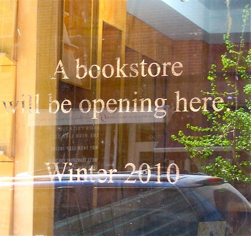 Marc Jacobs to Become West Village Bookmonger