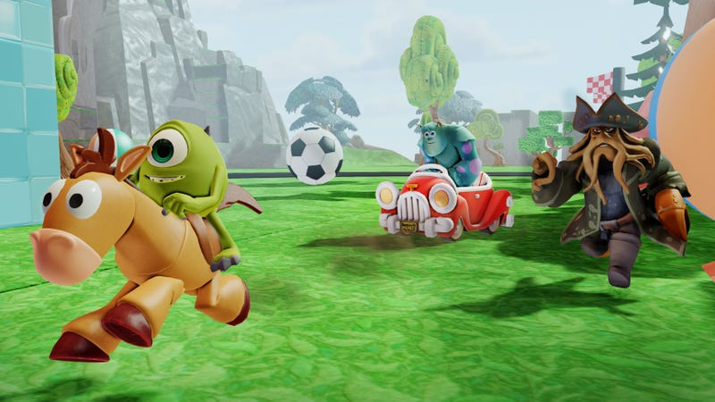 Disney Infinity Gets Delayed by Two Months, But Not for The Reasons You Think