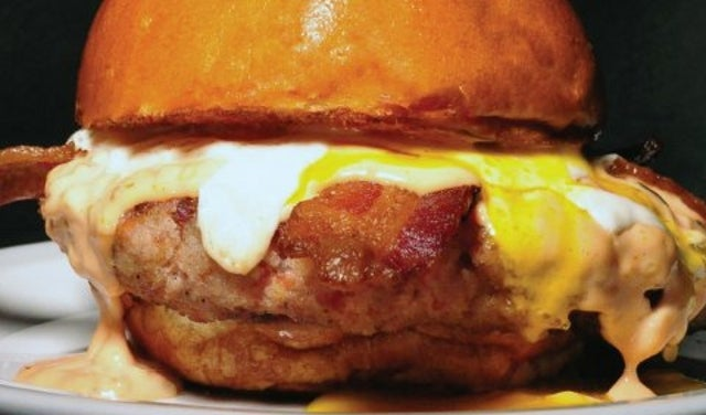 SoCal Burger Chain Introduces the 'Merica Burger: 100% Ground Bacon