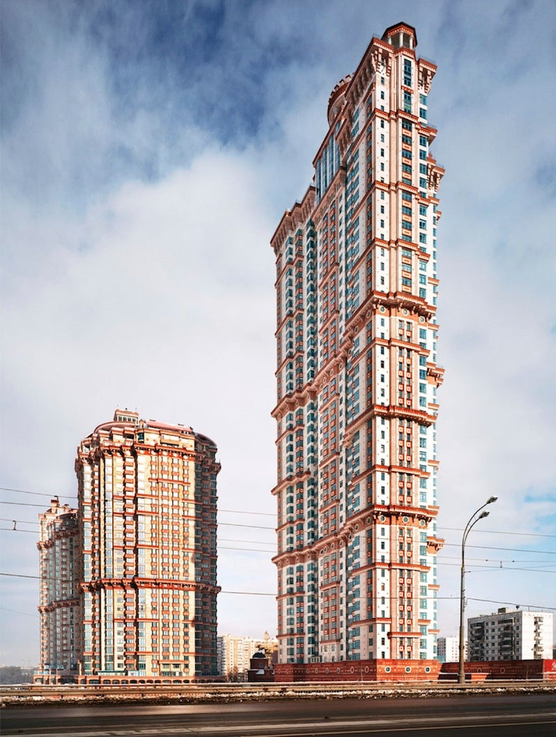 The Towering Glory and Infinite Weirdness of Post-Soviet Architecture