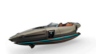 I Could Watch This Elegant Shape-Shifting Watercraft Transform All Day