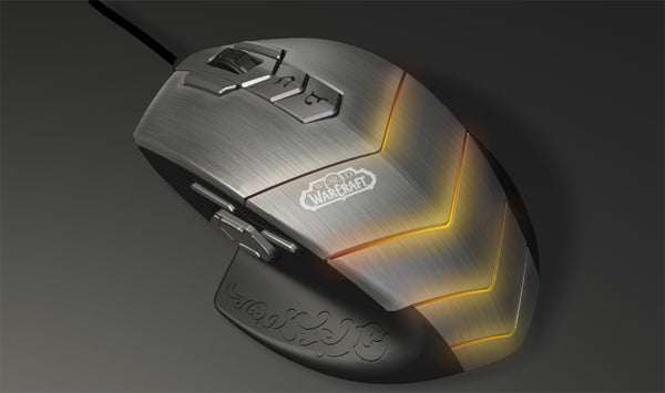 SteelSeries World of Warcraft Mouse Destroys Orcs, Your Last Shreds of Dignity With 15 Buttons