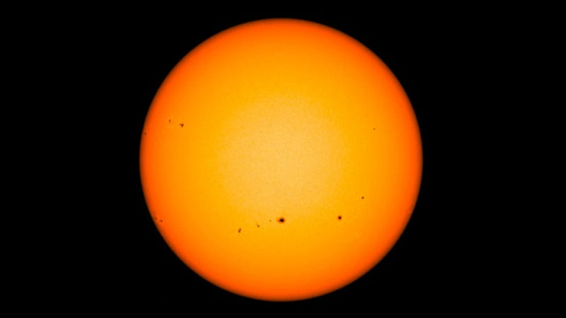 It's official: the Sun is the most perfect natural sphere ever measured