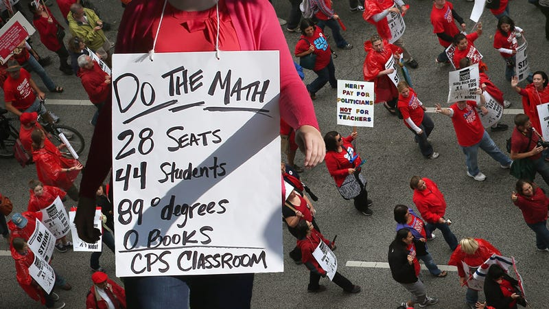 3 Stupid Ways to Talk About the Chicago Teachers Union Strike