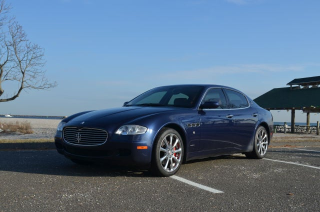 Heinously Unreliable Used Car Battle of the Week: Executive Sedans