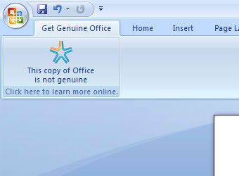 Microsoft Quietly Drops Annoying Genuine Advantage Validation for Office