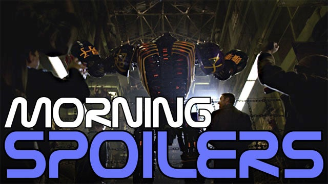 Get a better look at the villains of Amazing Spider-Man and Falling Skies. Plus an update on the Highlander reboot!