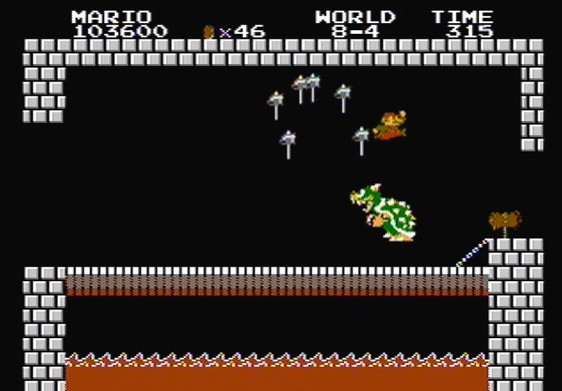 World Record For Super Mario Bros. Broken By A Single Frame [UPDATE]