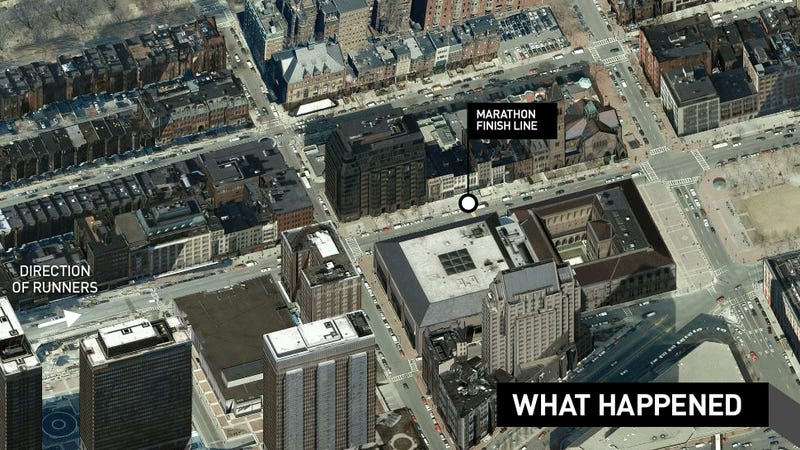 Boston Marathon Bombings: What Happened And What Didn't