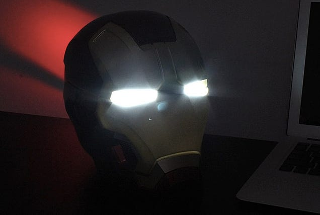 An Iron Man Bluetooth Speaker Is More Useful Than Most Collectibles