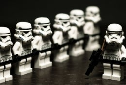 Stop-Motion Lego Keeps The Original Star Wars Spirit Alive