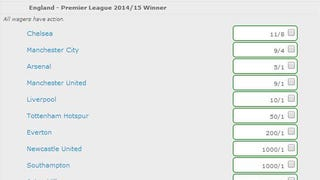 After Week One, Chelsea Remain Favorites To Win EPL