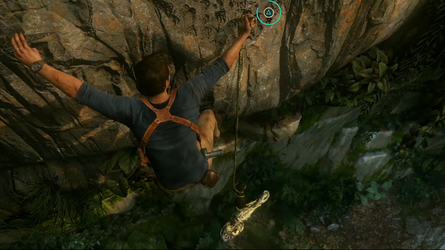 Forget His Face, Nathan Drake's Rock-Climbing Is Getting Better
