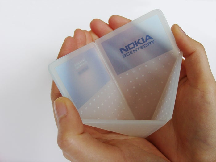 Nokia's Foldable Phone Concept Leaves Your Pocket Smelling Fresh