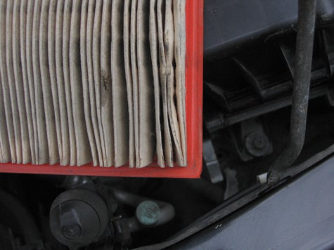 And You Will Know Us by the Trail of Parts: Change an Air Filter