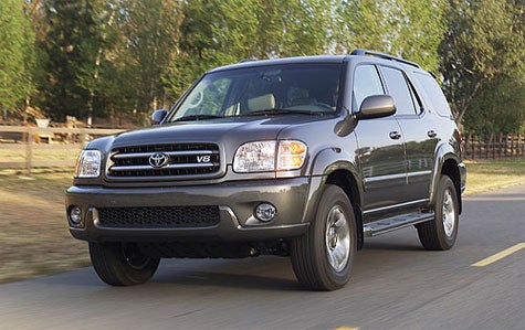 Oh What A Bad Feeling: Toyota To Recall 533,000 Sequoias and Tundras