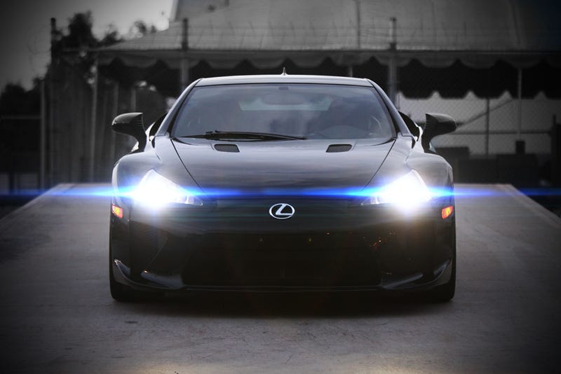 Fan-Created 2014 Lexus IS 350 To Debut At 2013 Speciality Equipment Market Association (SEMA) Show