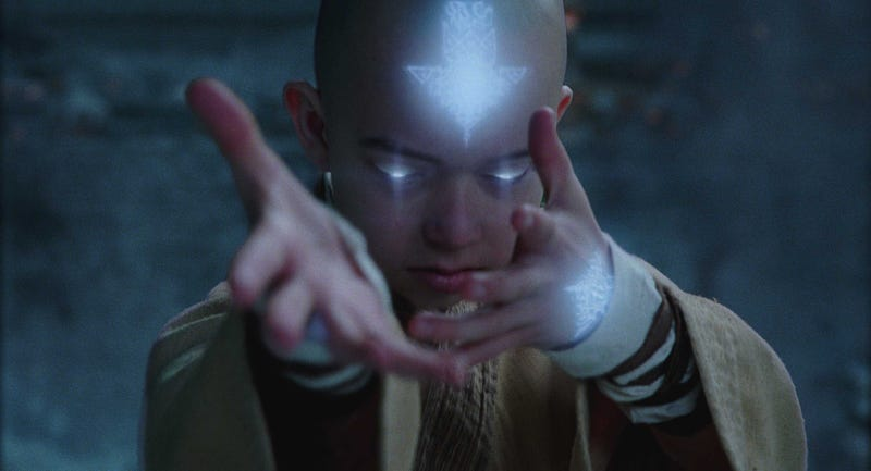"Shyamalan explains why the critics ""just didn't get"" Last Airbender"