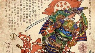 A Teenage Mutant Ninja Turtle Decides To Follow The Way Of The Samurai