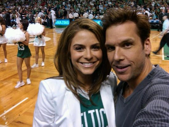 Last Night's Winner: Maria Menounos
