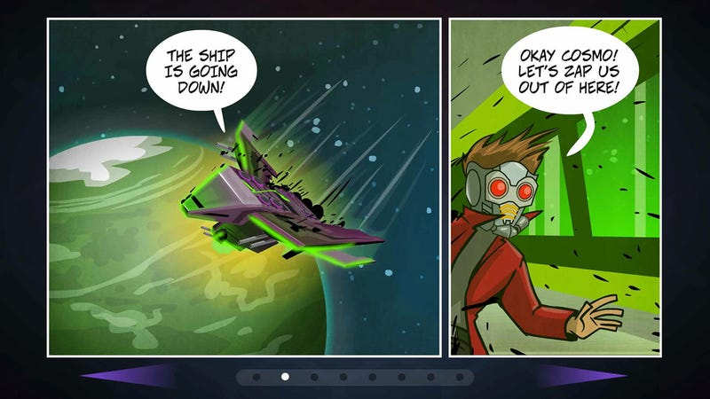 The Guardians Of The Galaxy Game Doesn't Suffer Free-To-Pay Nonsense