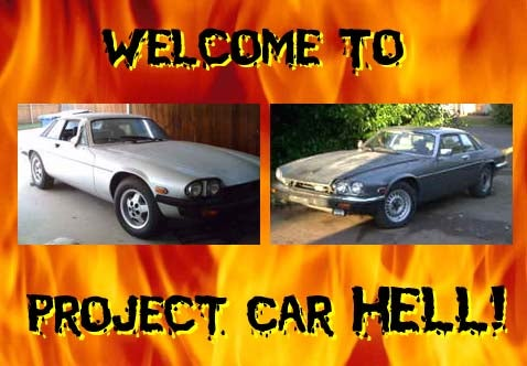 Project Car Hell, V12 Jag Edition: '76 or '87?