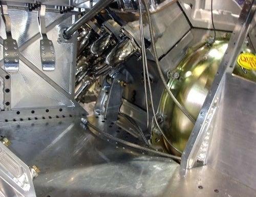 Kirkham Motorsports Billet Cobra Engine