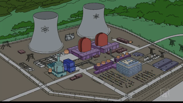 Simpson Episodes Are Being Pulled in Europe for Nuke Jokes