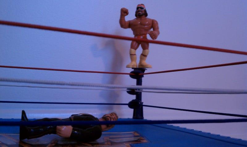Beard Brigade remembers Wrestlemania IV