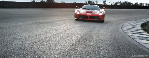 The One GIF That'll Make You Fall In Love With LaFerrari