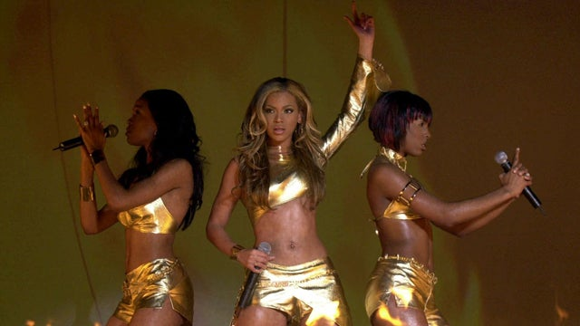 Beyoncé to Be Joined On Stage by Her Personal Assistants (the Members of Destiny's Child) at the Super Bowl