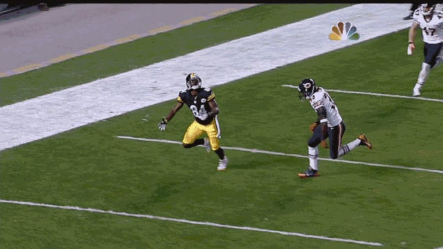 Pittsburgh Stinkers: Week 3 Sunday Night GIF Roundup