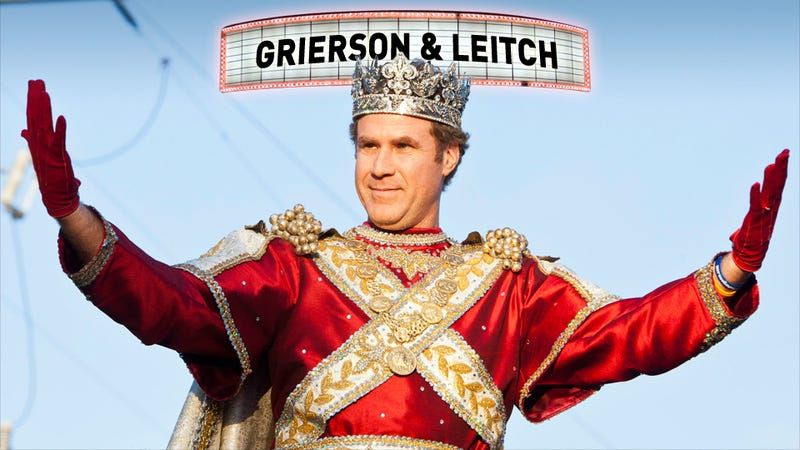 Will Ferrell, King Of WTF