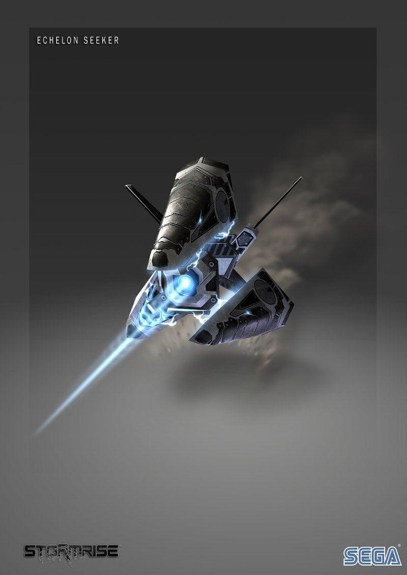Sega Escalates War With New Stormrise Units