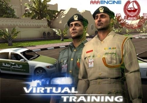 The Dubai Police Want You (To Make a Game For Them)