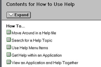"Install Windows' Old-School ""Help"" in Windows 7"