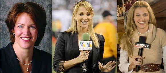"Ines Sainz's Biggest Defender Once Said Erin Andrews ""Encouraged"" Her Stalker"