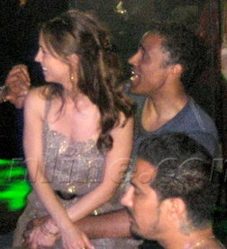 Rick Fox Bags Himself An Eliza Dushku