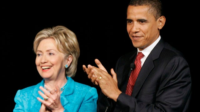 Obama & Clinton Beat Out Kardashians As America's Most Admired People