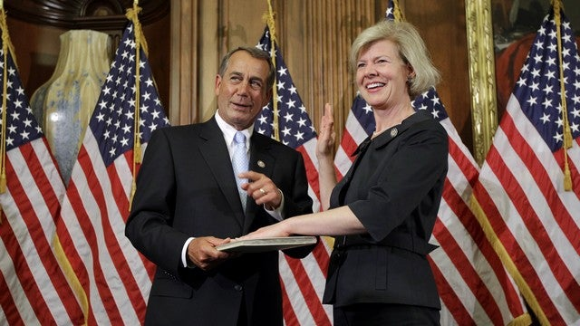 Will 2012 Be The Year Of The Woman In The Senate?