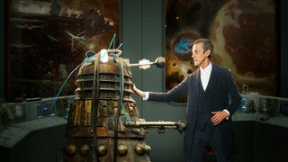 A Fantastic Voyage - The <i>Into the Dalek&