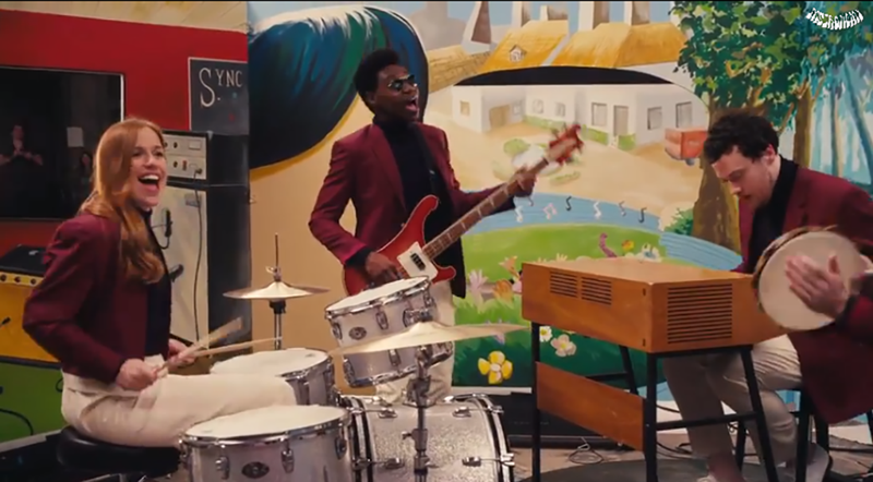 This Groovy New Music Video Is More Lo-Fi Fun From Michel Gondry